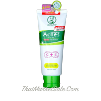 Mentholatum Acnes Anti-Bacterial Clear & Whitening Face Wash