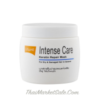 Восстанавливающая Маска для Волос с Кератином / Lolane Intense Care Keratin Repair Mask, 200 мл